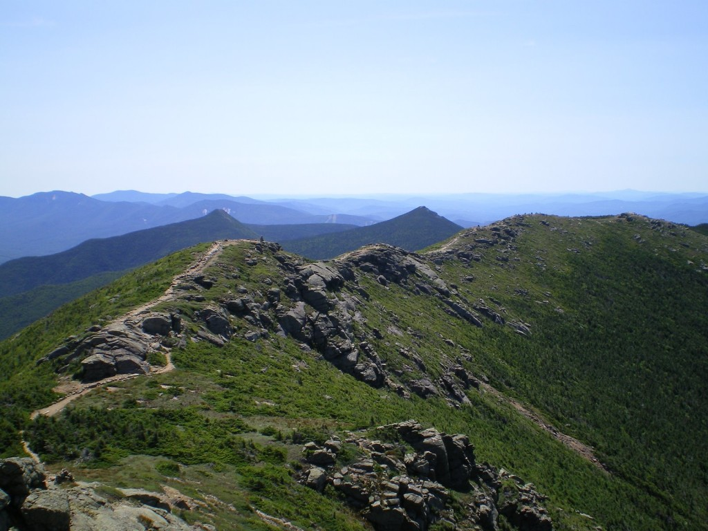 Franconia Ridge Traverse New Hampshire