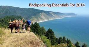 Backpacking Essentials For 2014