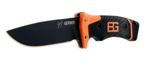 Gerber 31-001901 Bear Grylls Ultimate Pro Fixed Blade, Survival Knife with Sheath
