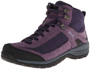 Teva Women's Kimtah Mid WP Mesh Waterproof Hiking Boot