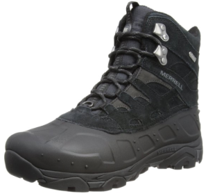 Merrell Mens Moab Polar Waterproof Winter Boot