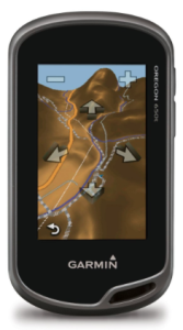 Garmin Oregon 650t 3-Inch Handheld Hiking GPS device with 8MP Digital Camera  and comes with US Topographic Maps