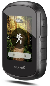 Garmin etrex Touch 35t Hiking GPS device with TOPO US 100K maps - backcountry mountain hikes