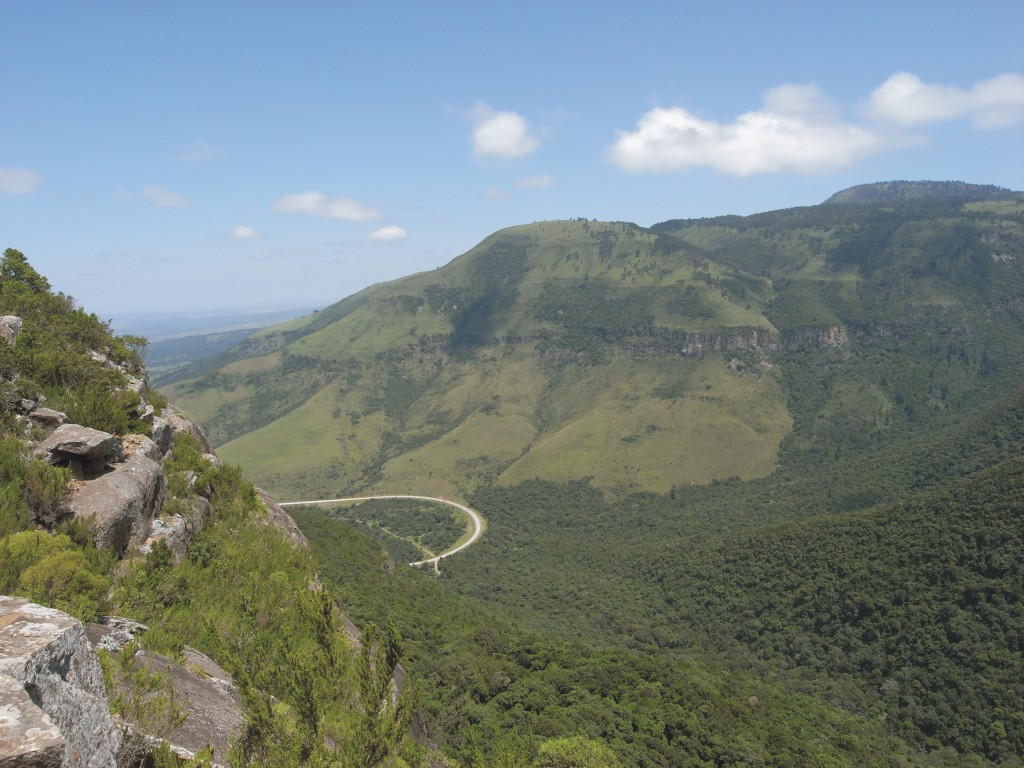 Amathole Table Mountain hiking trail Cape Town South Africa