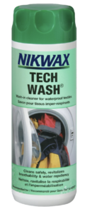 Nikwax Tech Wash detergent