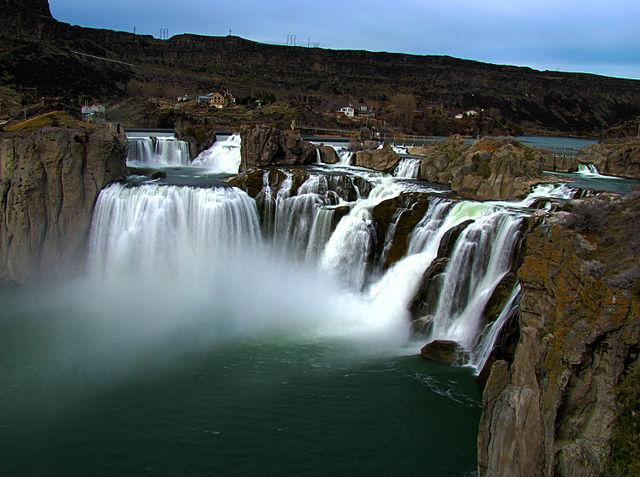 Shoshone Falls - Twin Falls - Idaho