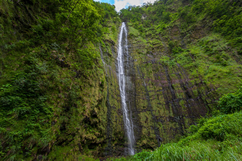 Hawaii Maui Hana Pipiwai Trail