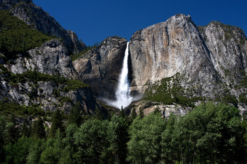 Yosemite Falls California