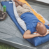 Coleman Self-Inflating Sleeping Pad with Attached Pillow for camping and hiking - comfortable