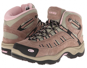 KEEN Men Targhee II Mid WP Hiking Boot - top view