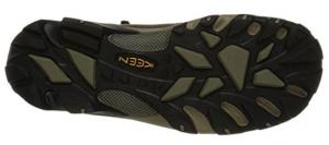 KEEN Men Targhee II Mid WP Hiking Boot - sole