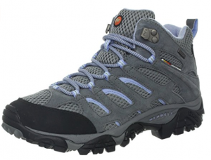 Merrell Women Moab Mid Waterproof Hiking Boot