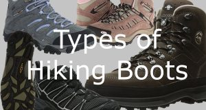 Types of Hiking Boots - Hikings.net